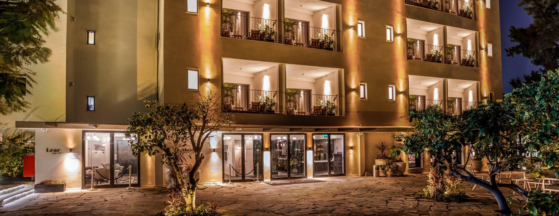 Lear Sense Boutique Hotel Gedera