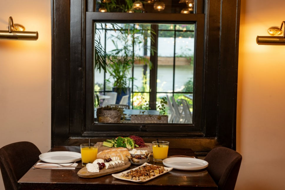 Lear Sense Hotel Gadera | Breakfast