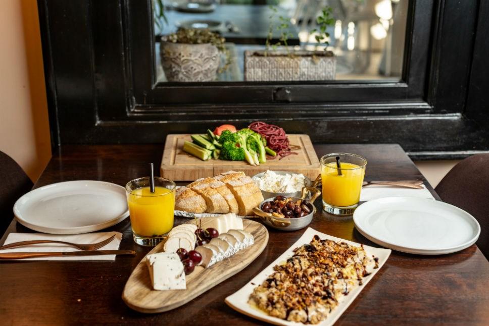 Lear Sense Hotel Gadera |Breakfast