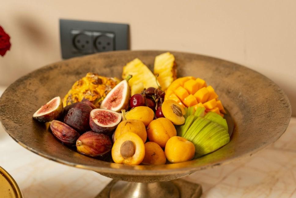 Lear Sense Hotel Gadera | Fruit bowl
