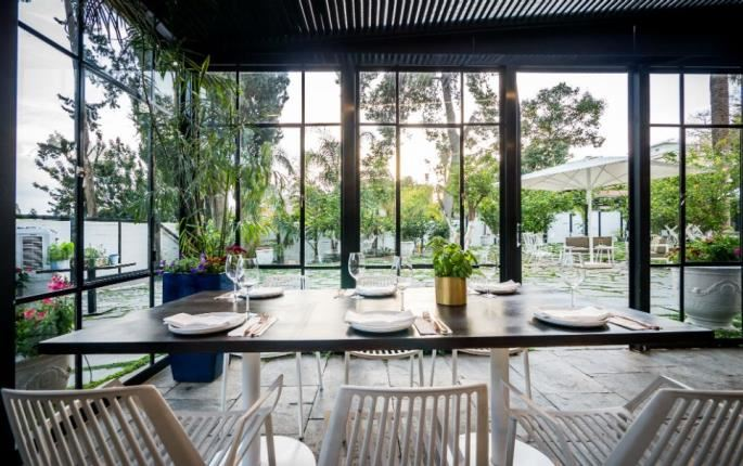 Lear Sense Hotel Gadera | Restaurant