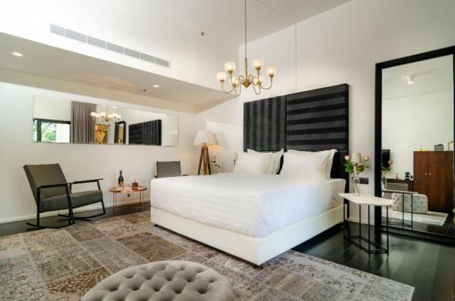 Garden Room - Lear Hotel