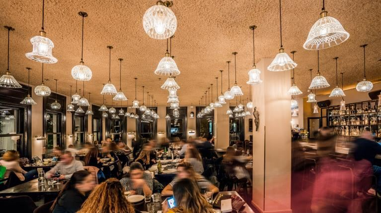 The chef restaurant ABERTO