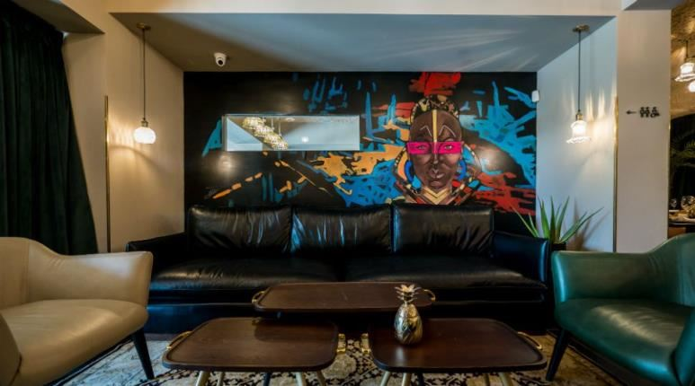 Lounge bar - Lear Hotel